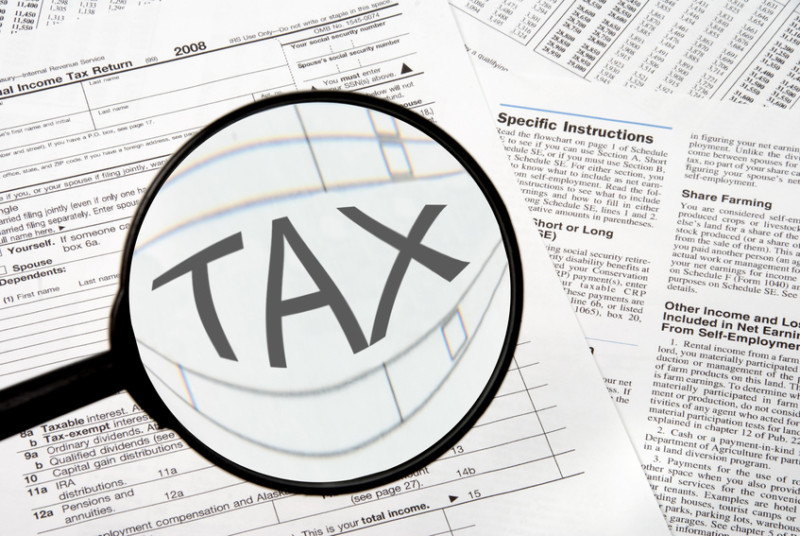 Make sure your tax is in order before buying property